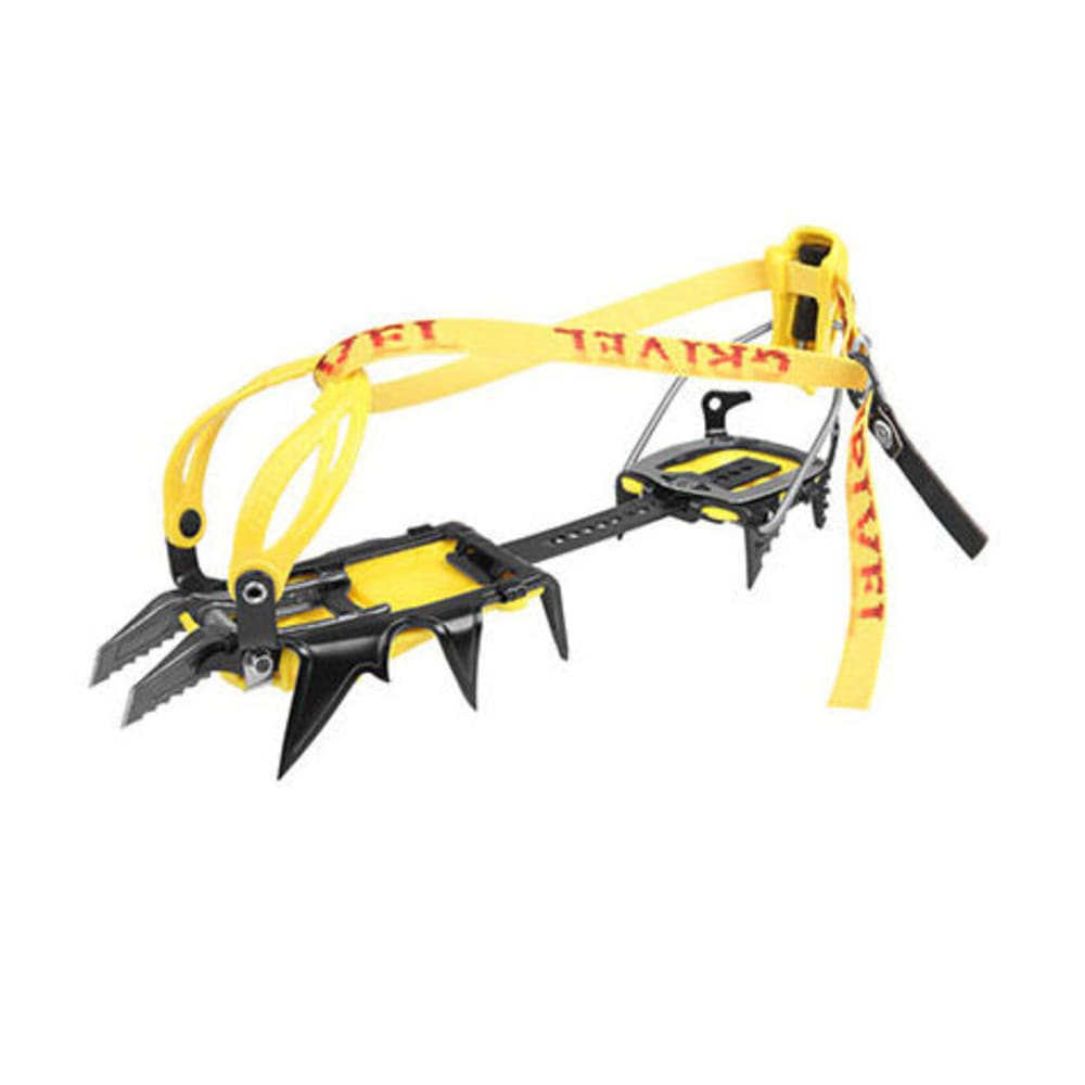 GRIVEL G14 New-Matic Crampons - YELLOW