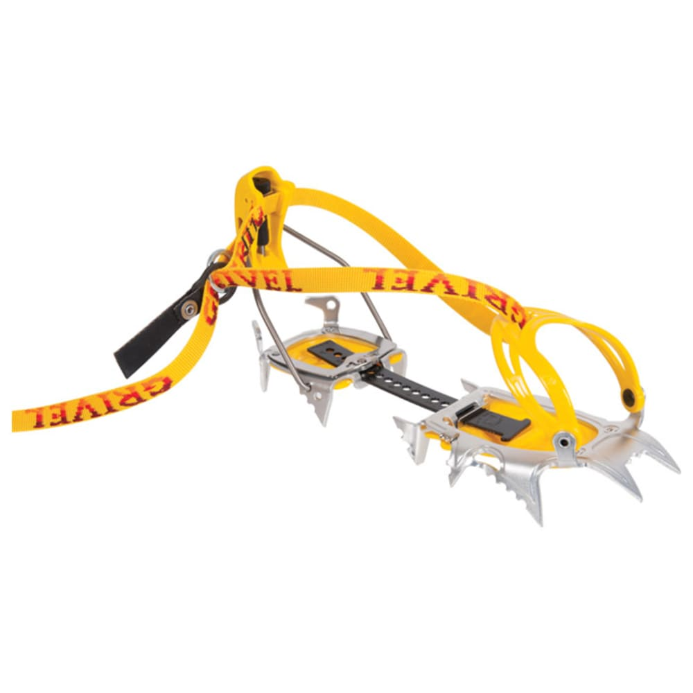 GRIVEL Air Tech Light New-Matic Crampons - NONE