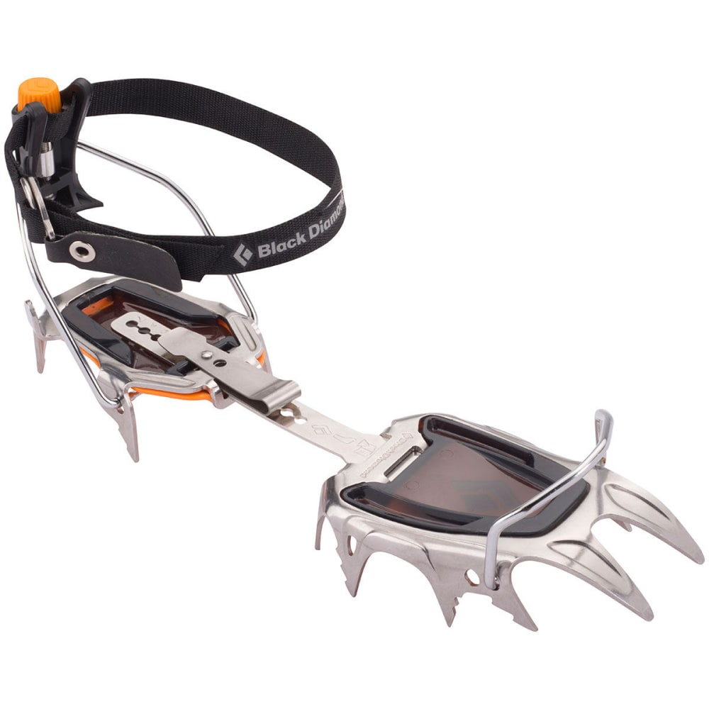 BLACK DIAMOND Sabretooth Crampons - NONE
