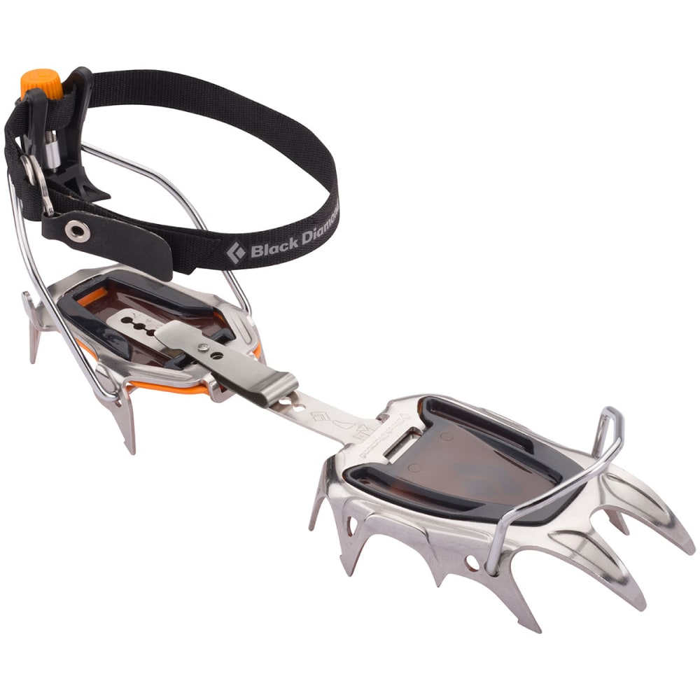 BLACK DIAMOND Serac Pro Crampons - NONE