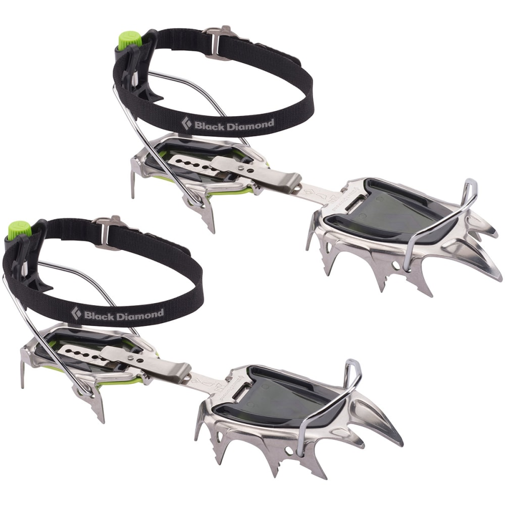 BLACK DIAMOND Snaggletooth Pro Crampons - NONE
