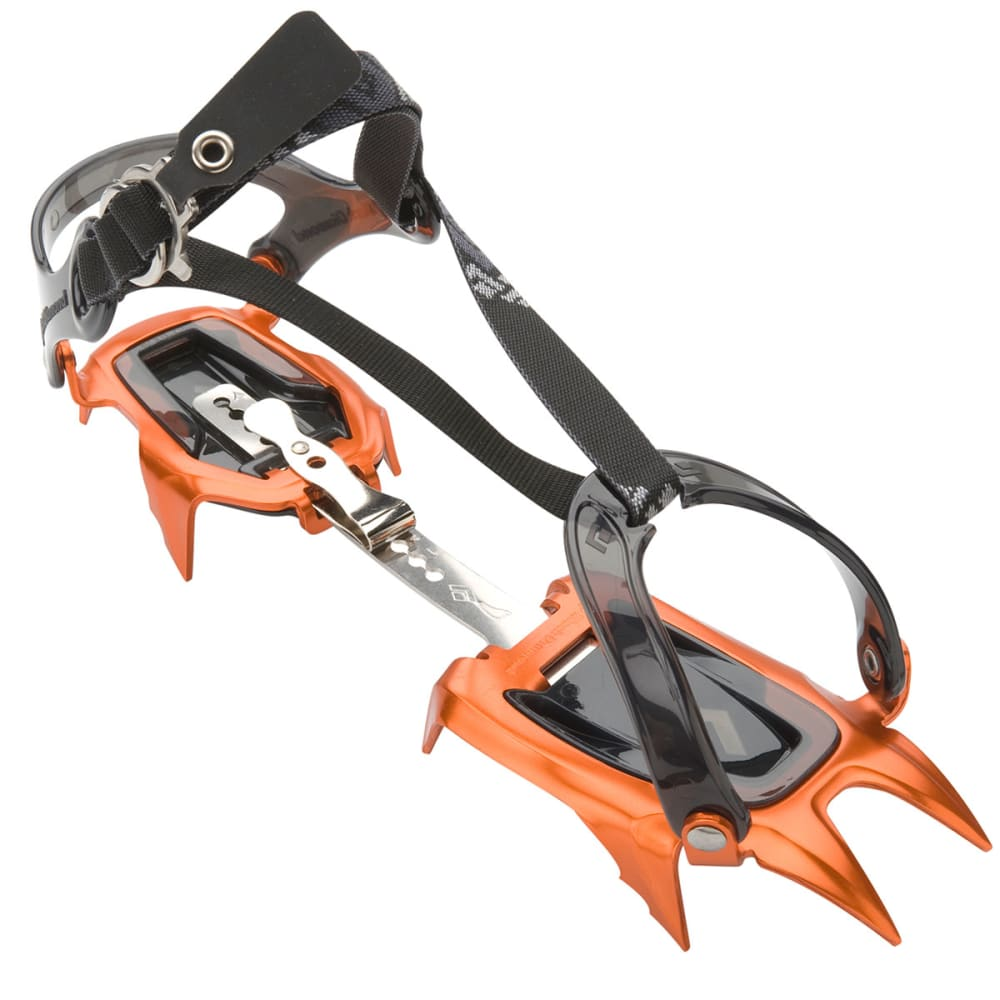 BLACK DIAMOND Neve Strap Crampons - NONE