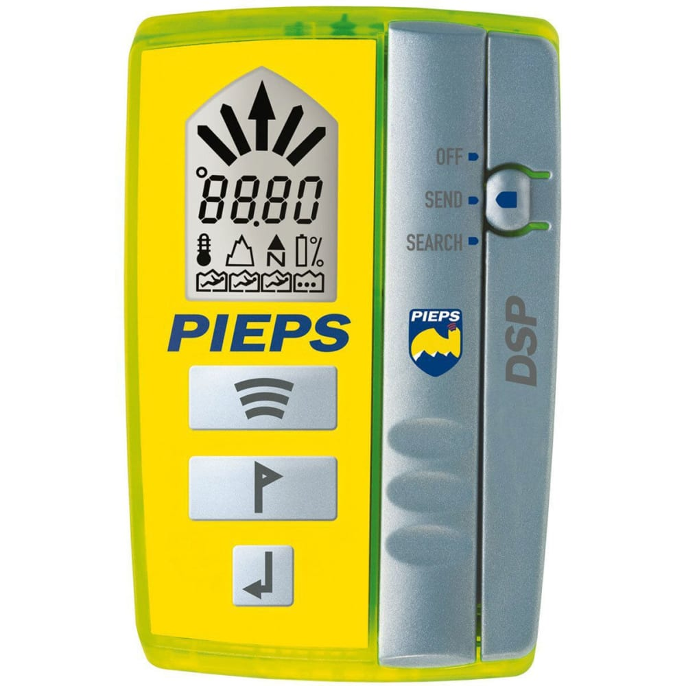 PIEPS DSP 5.0 Avalanche Transmitter - NONE