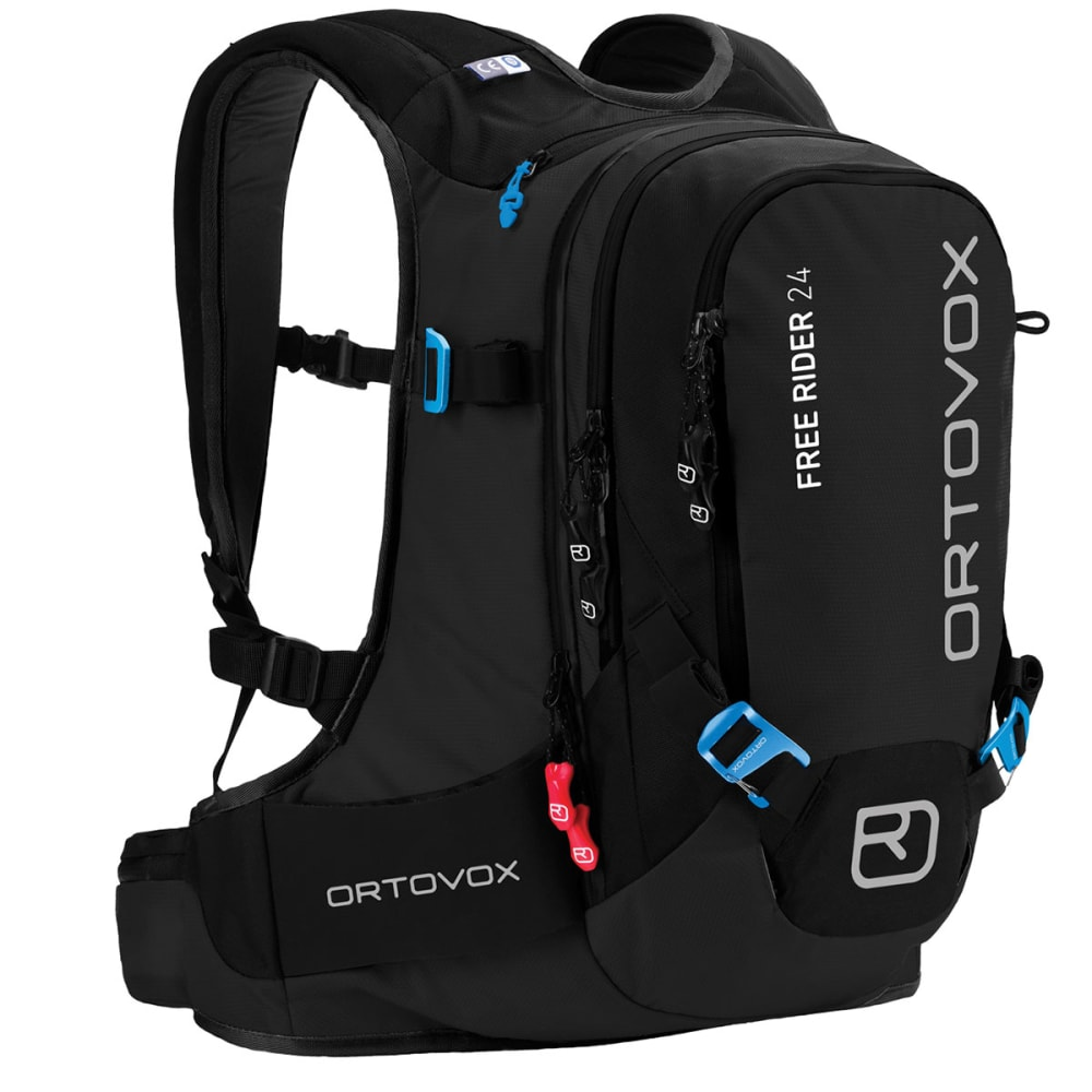 ORTOVOX Free Rider 24 - BLACK