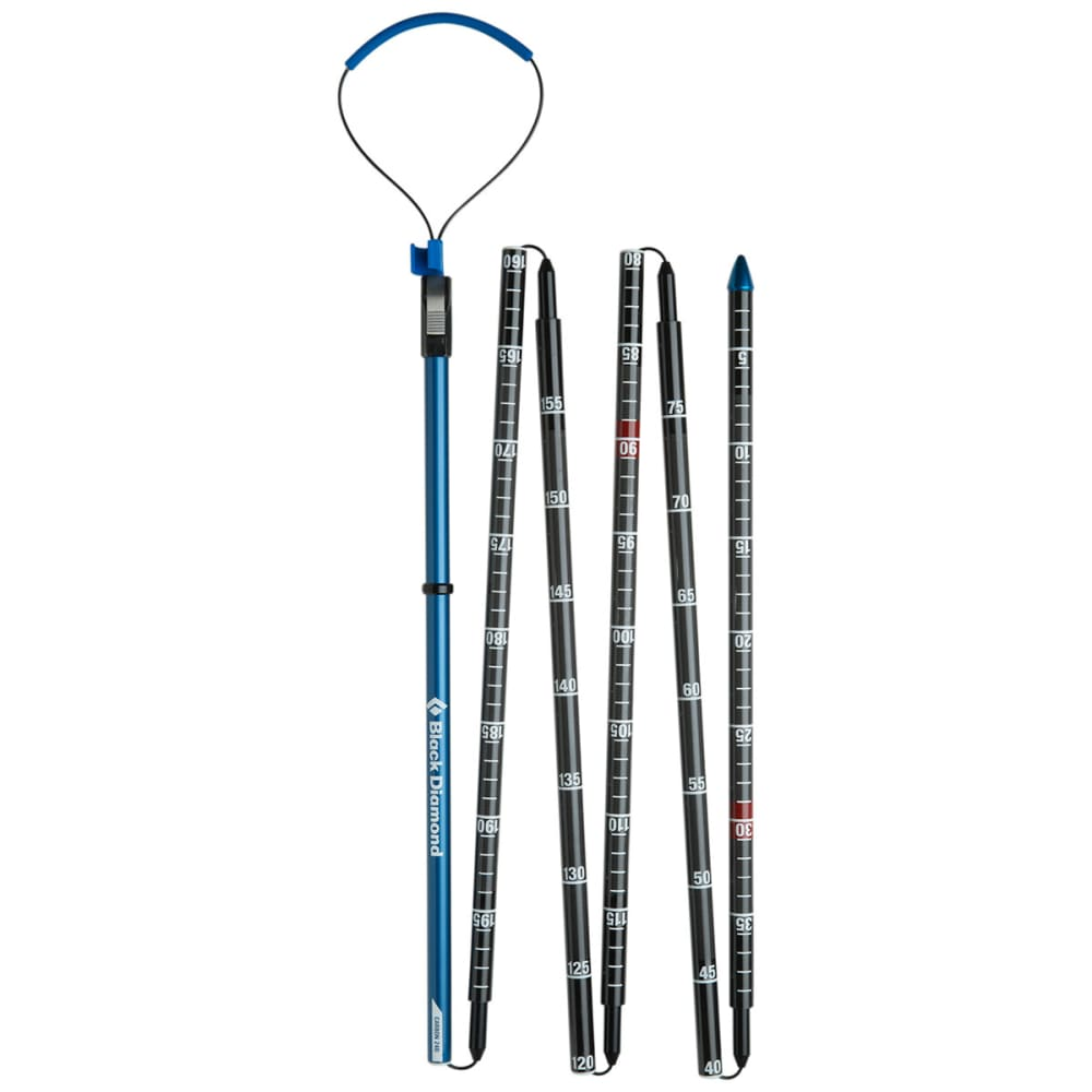 BLACK DIAMOND Quickdraw Probe Carbon 240 - BLUE
