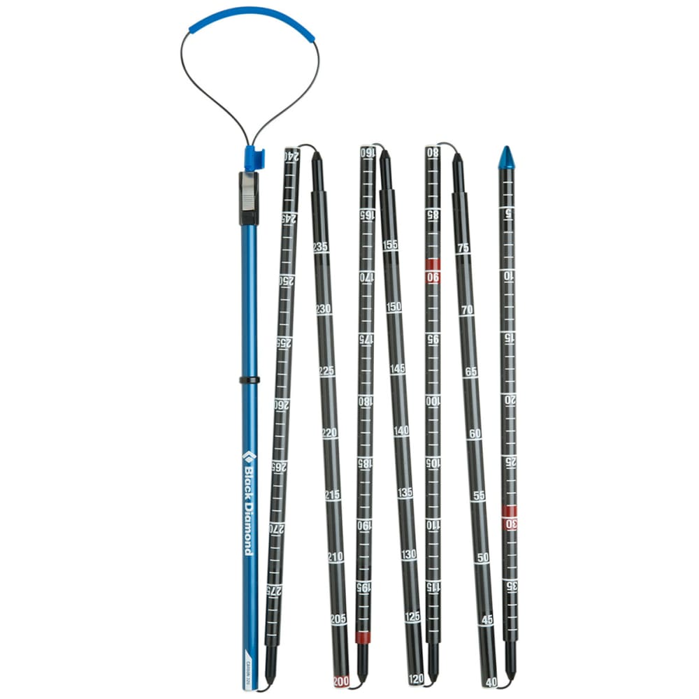 BLACK DIAMOND Quickdraw Probe Carbon 320 - BLUE