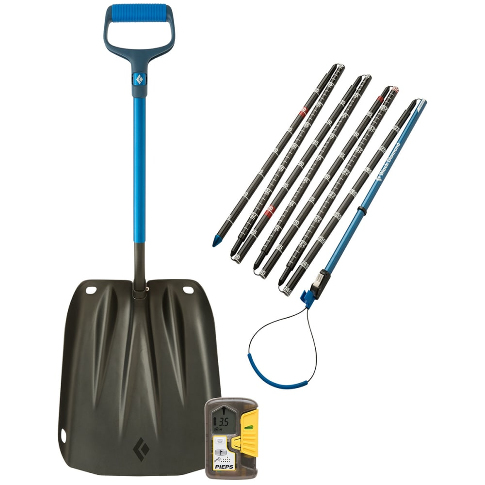 BLACK DIAMOND Pieps Avy Pro Set - BLUE