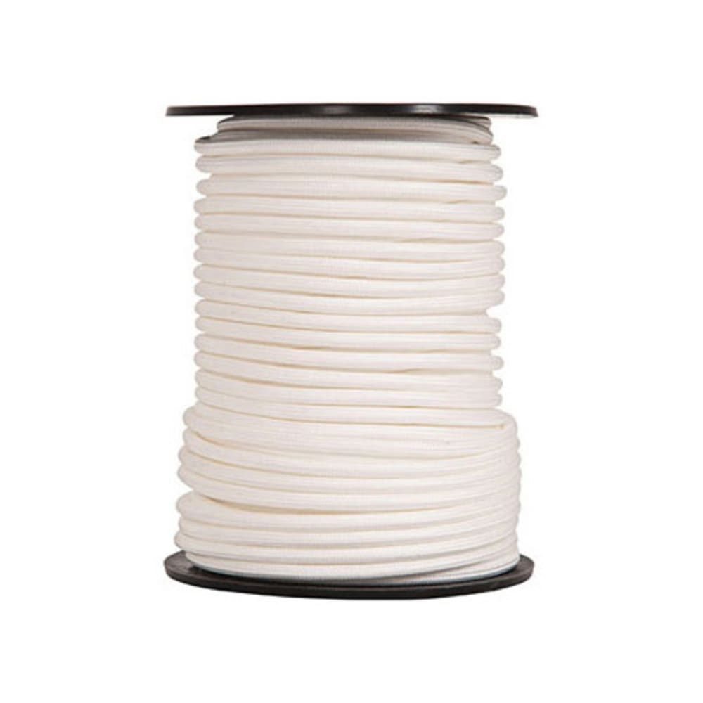 BEAL Dyneema Accessory Cord, 5.5 mm x 50 m - WHITE
