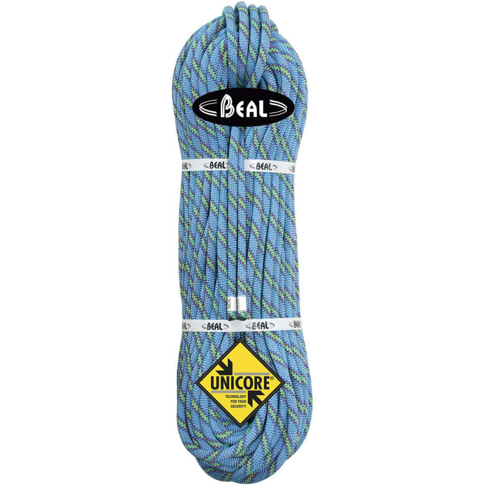 BEAL Access 10.5 mm x 50 m Unicore Static Rope - BLUE