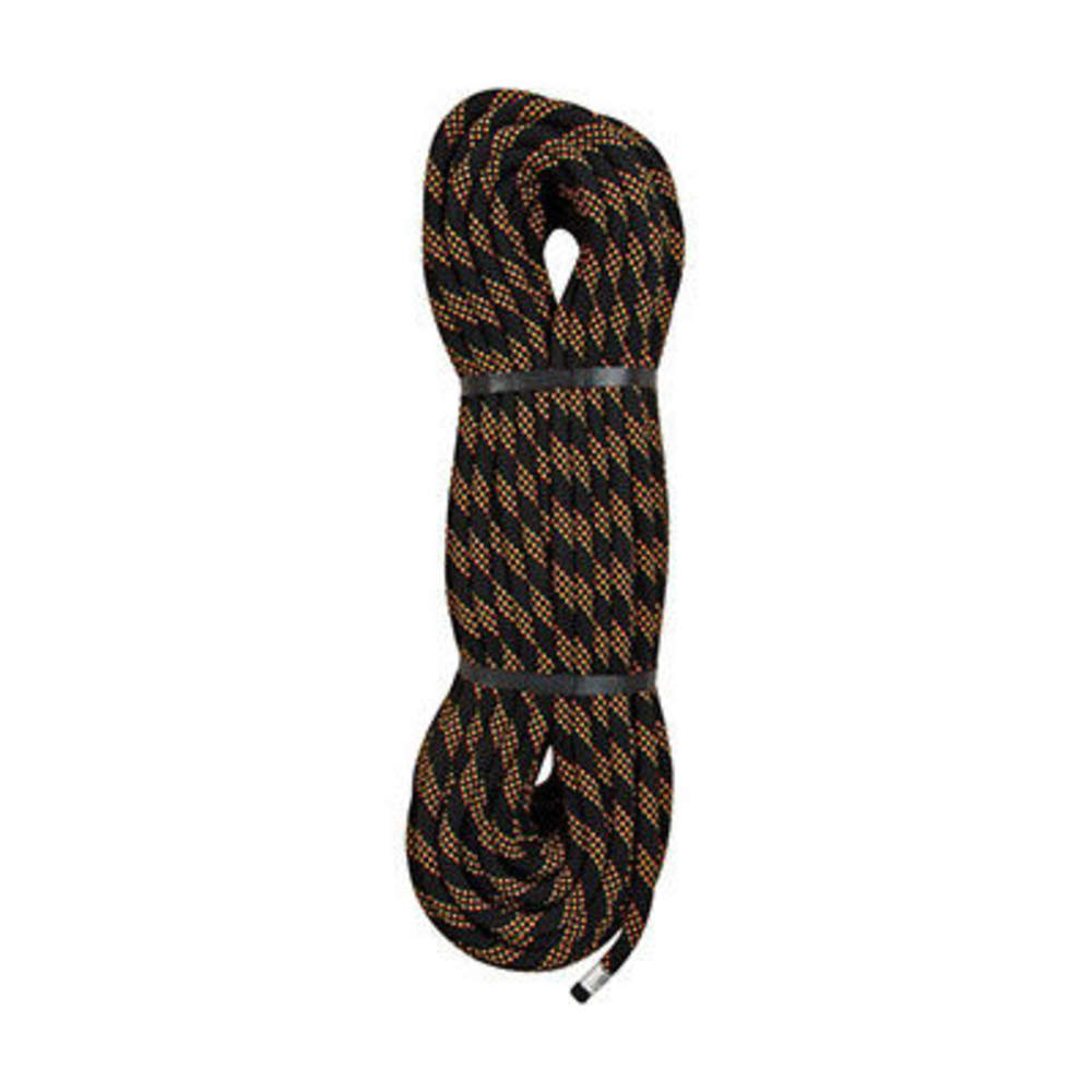 EDELWEISS Speleo 11mm x 300ft. Low Stretch Rope - BLACK