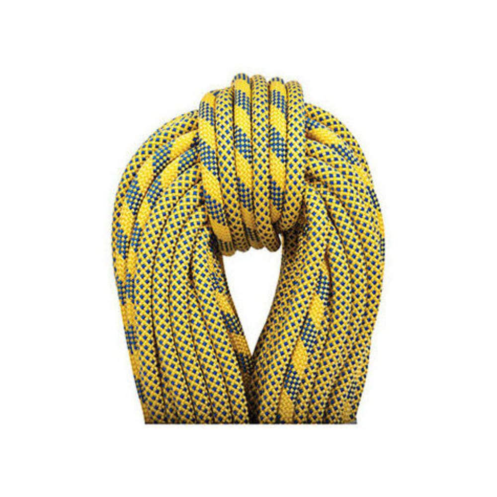 BEAL Booster 9.7 mm X 70 m Dry Cover Climbing Rope - YELLOW