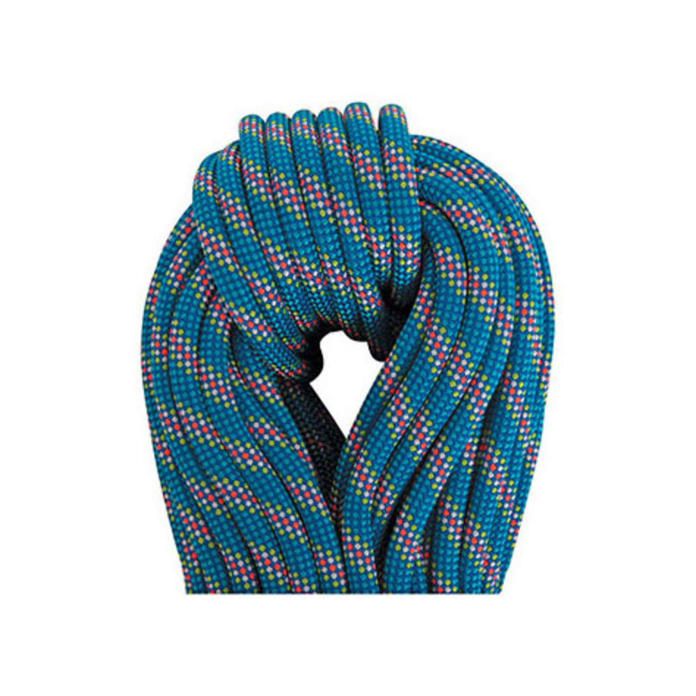 BEAL Cobra II 8.6 mm X 60 m UNICORE Golden Dry Climbing Rope - BLUE
