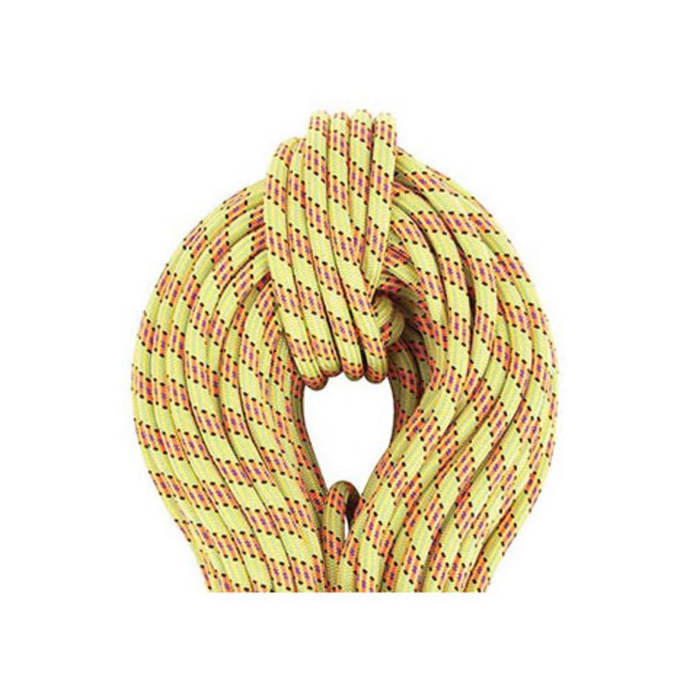 BEAL Ice Line 8.1 mm X 50 m UNICORE Golden Dry Climbing Rope - GREEN