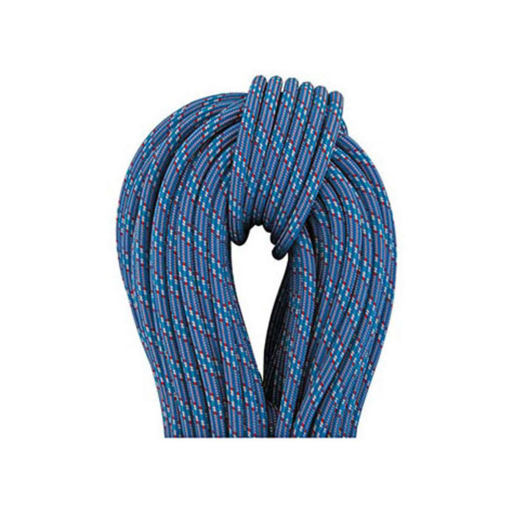 BEAL Ice Line 8.1 mm X 60 m UNICORE Dry Cover Climbing Rope - BLUE