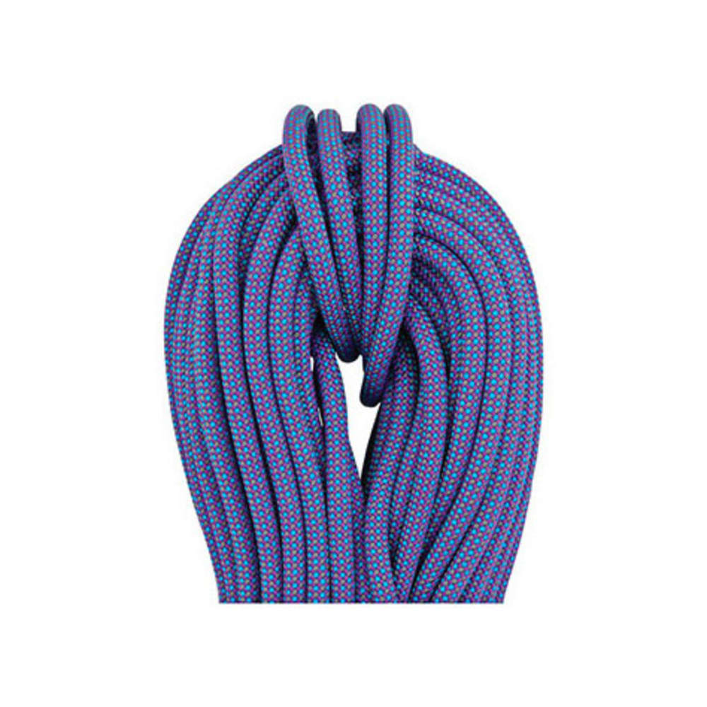 BEAL Stinger III 9.4 mm X 70 m Dry Cover Climbing Rope - BLUE