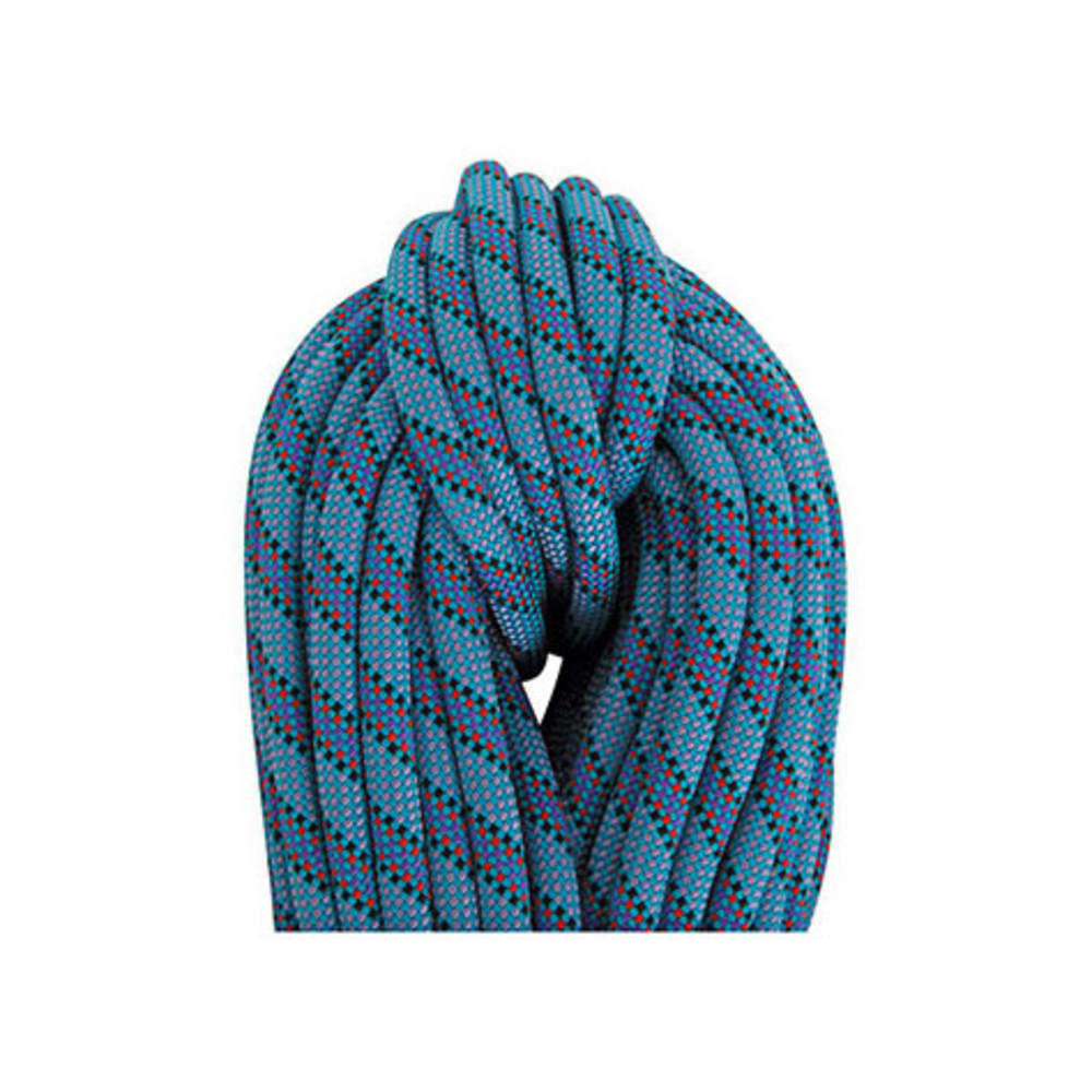 BEAL Top Gun 10.5 mm X 60 m UNICORE Dry Cover Climbing Rope - BLUE