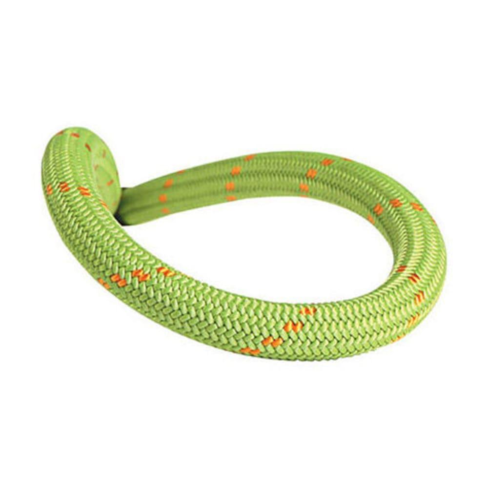 EDELWEISS O-Flex 9.8 mm X 70 m Standard Climbing Rope, Green - GREEN