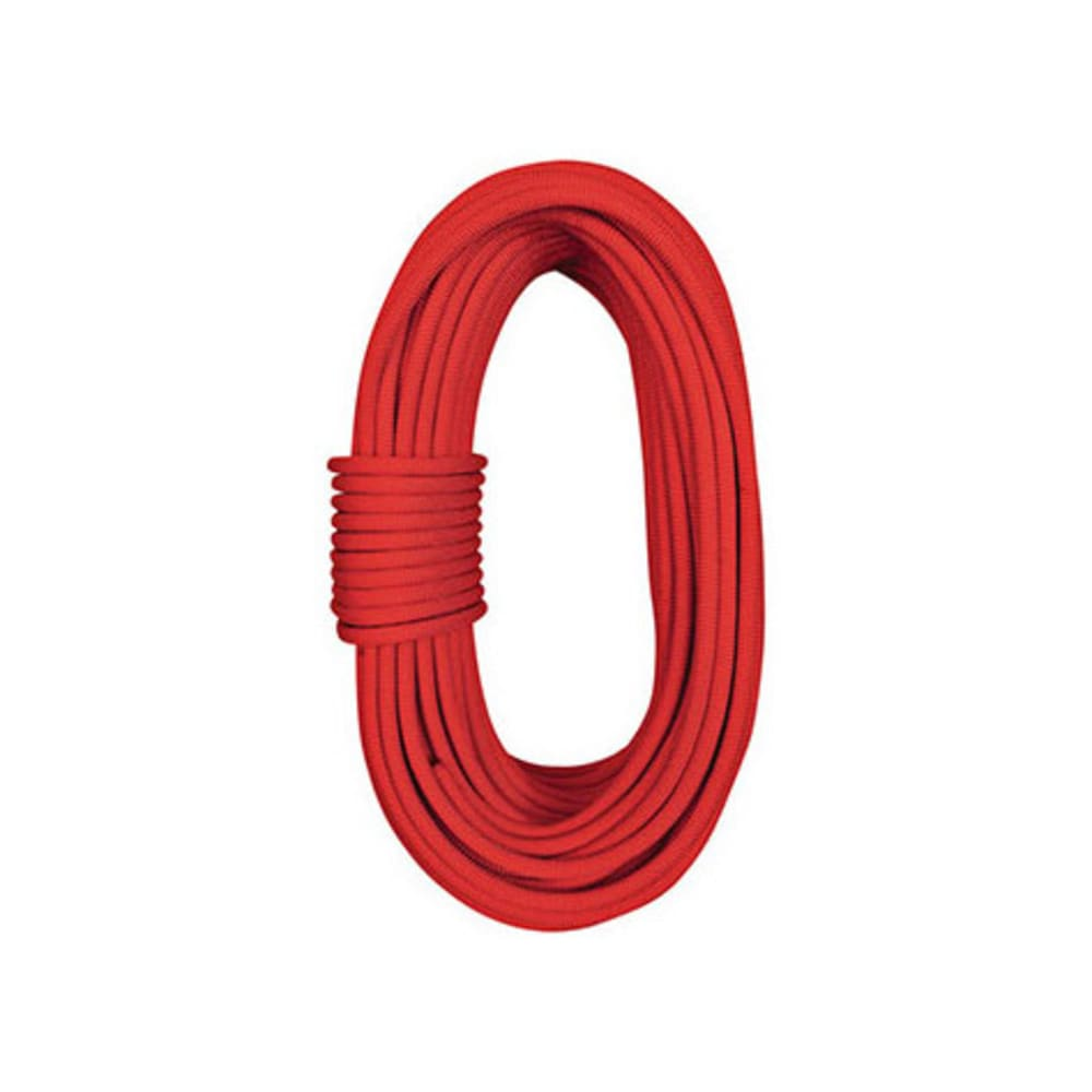 SINGING ROCK Icon 9.3 mm X 60 m Dry Climbing Rope - RED