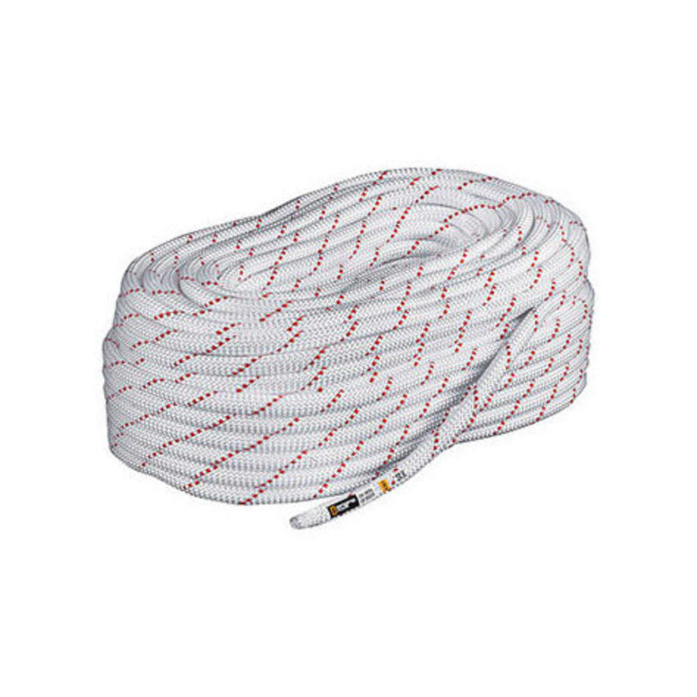 SINGING ROCK R44 10.5 mm X 300 ft. Static Rope, White NO SIZE