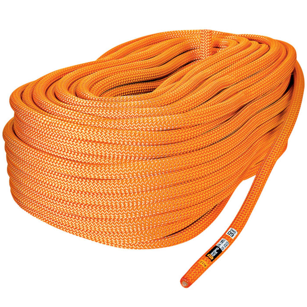 SINGING ROCK Route 44 11mm x 150 ft. Static Rope - ORANGE