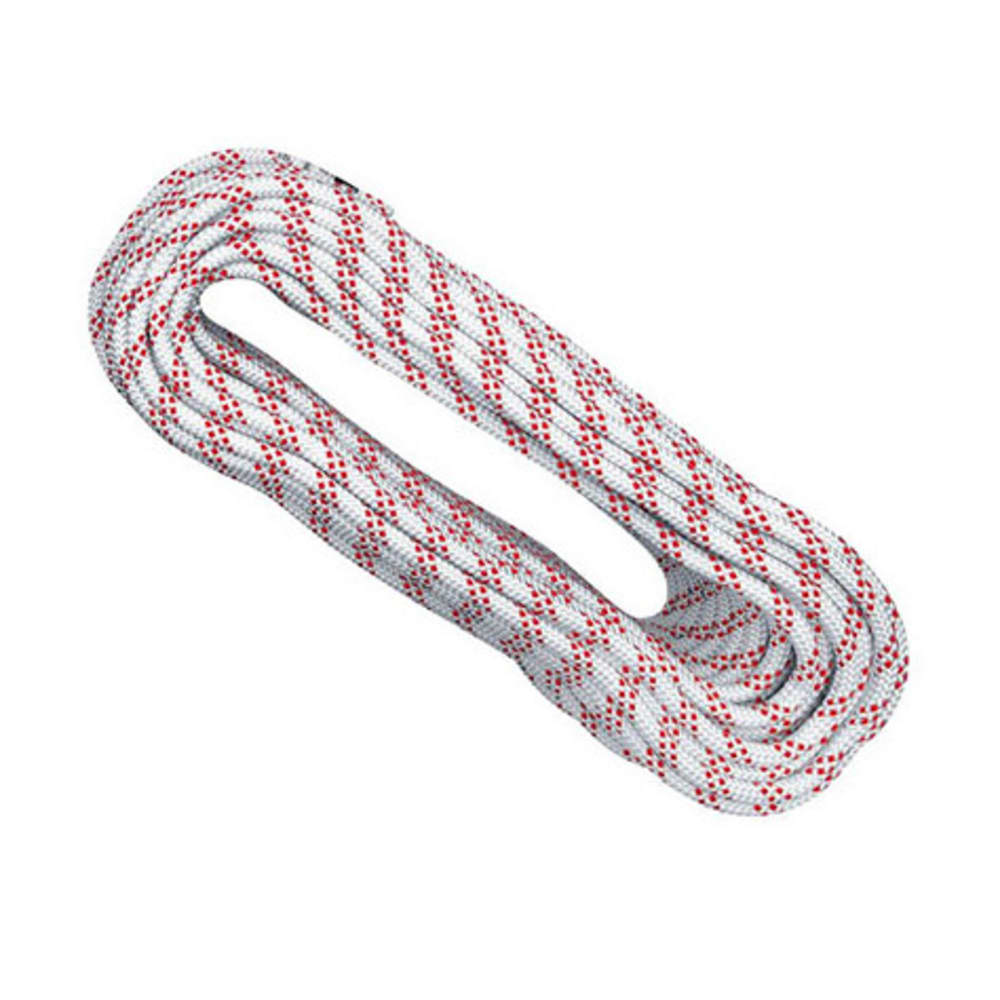 SINGING ROCK R44 11 mm X 200 ft. Static Rope, White NO SIZE