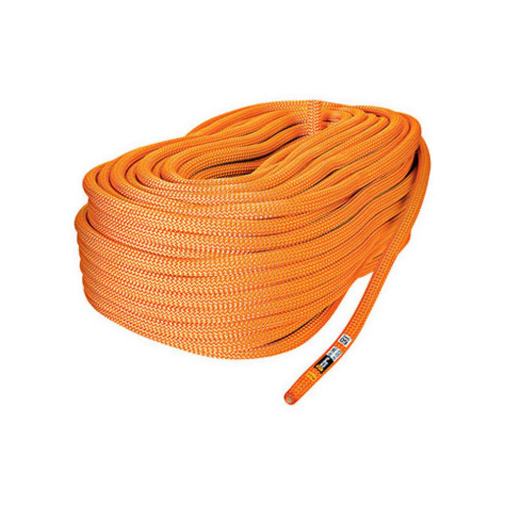 SINGING ROCK R44 11 mm X 600 ft. Static Rope, Orange NO SIZE