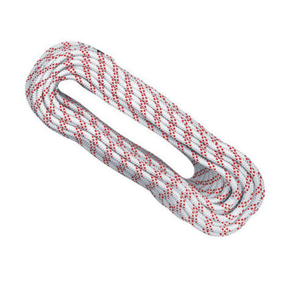 SINGING ROCK R44 11 mm X 600 ft. Static Rope, White NO SIZE