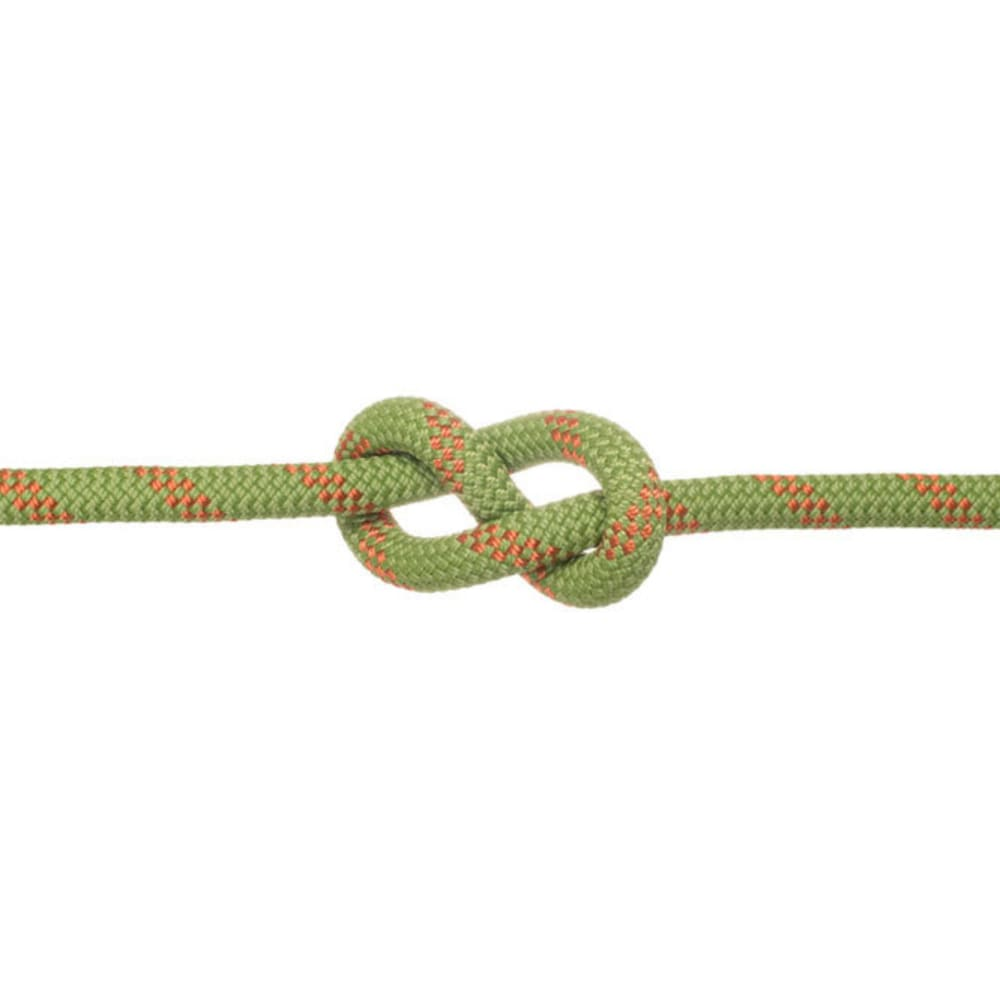 EDELWEISS Toplight II 10.2 mm X 70 m Standard Climbing Rope - GREEN