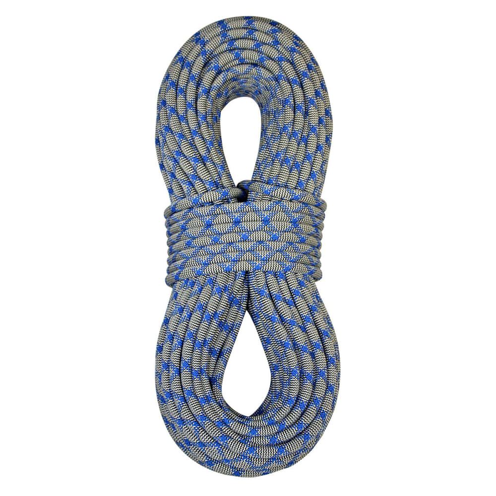 STERLING Evolution Kosmos 10.2 mm x 60 m Standard Climbing Rope - SILVER BLUE
