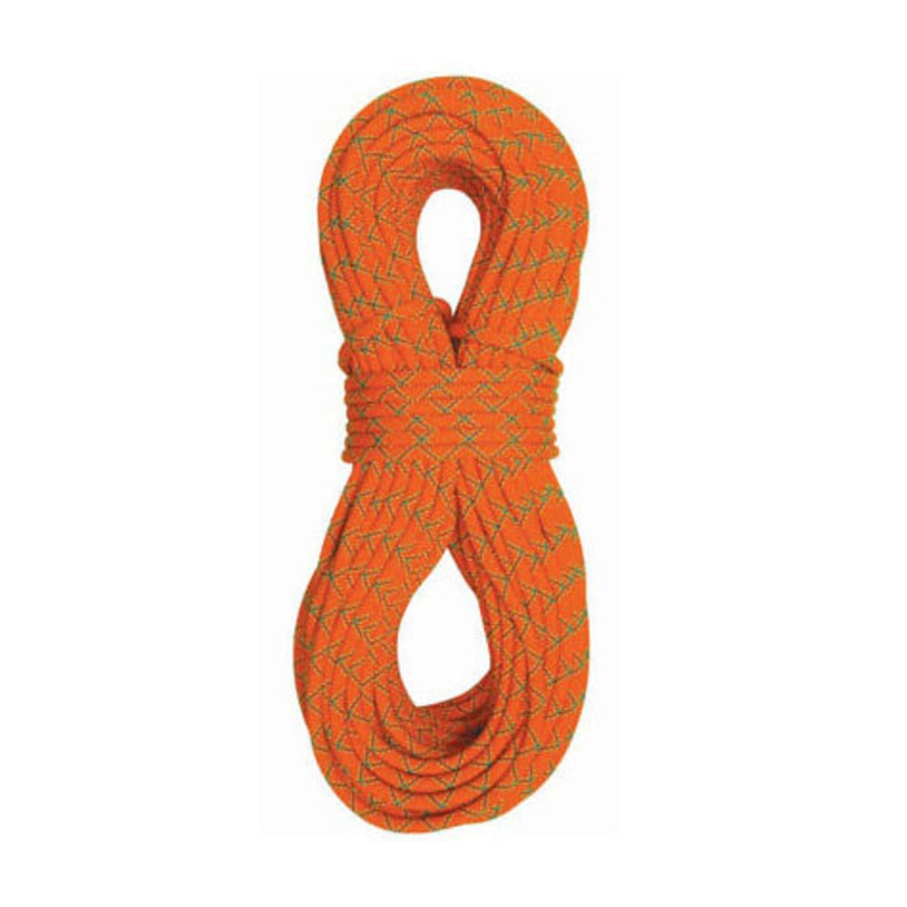 STERLING Evolution Duetto Alpine Touring Climbing Rope, 8.4 mm x 30 m - ORANGE