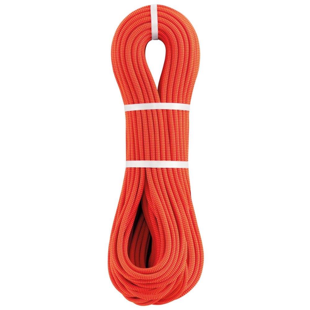 PETZL Arial 9.5 mm x 70 m Dry Climbing Rope - ORANGE