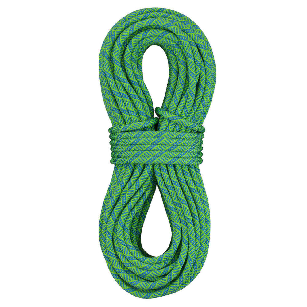 STERLING Helix 9.5 x 60 m Climbing Rope - NEON GREEN