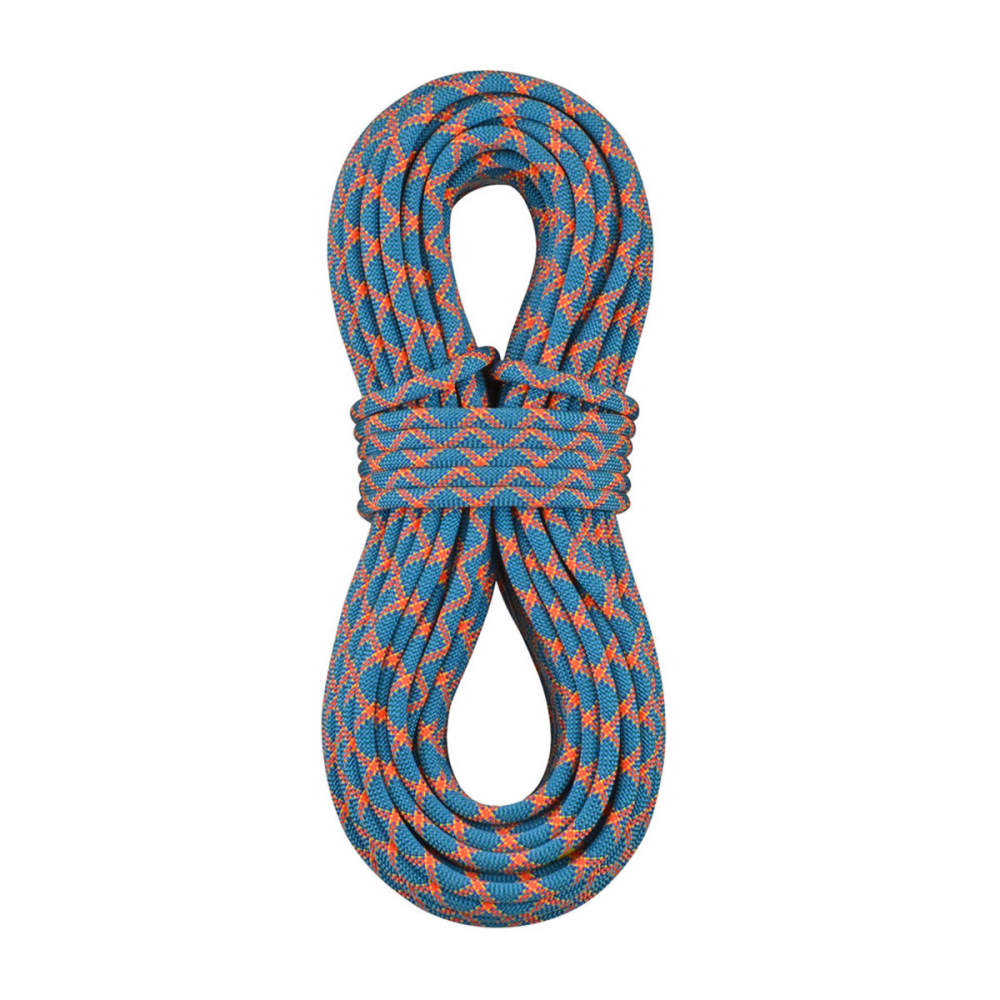 STERLING Evolution Velocity 9.8 mm x 60 m Standard Climbing Rope - TURQUOISE