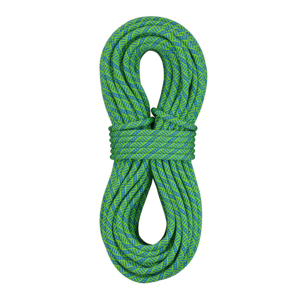 STERLING ROPE Helix 9.5 mm x 70 m Climbing Rope - NEONGREEN