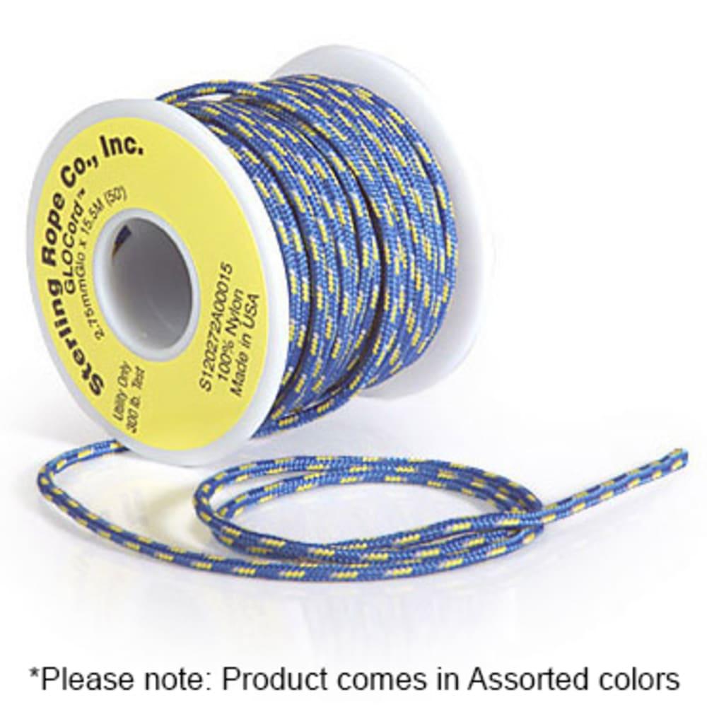 STERLING 2.75 mm Glow Cord, 15.5 Meters NA