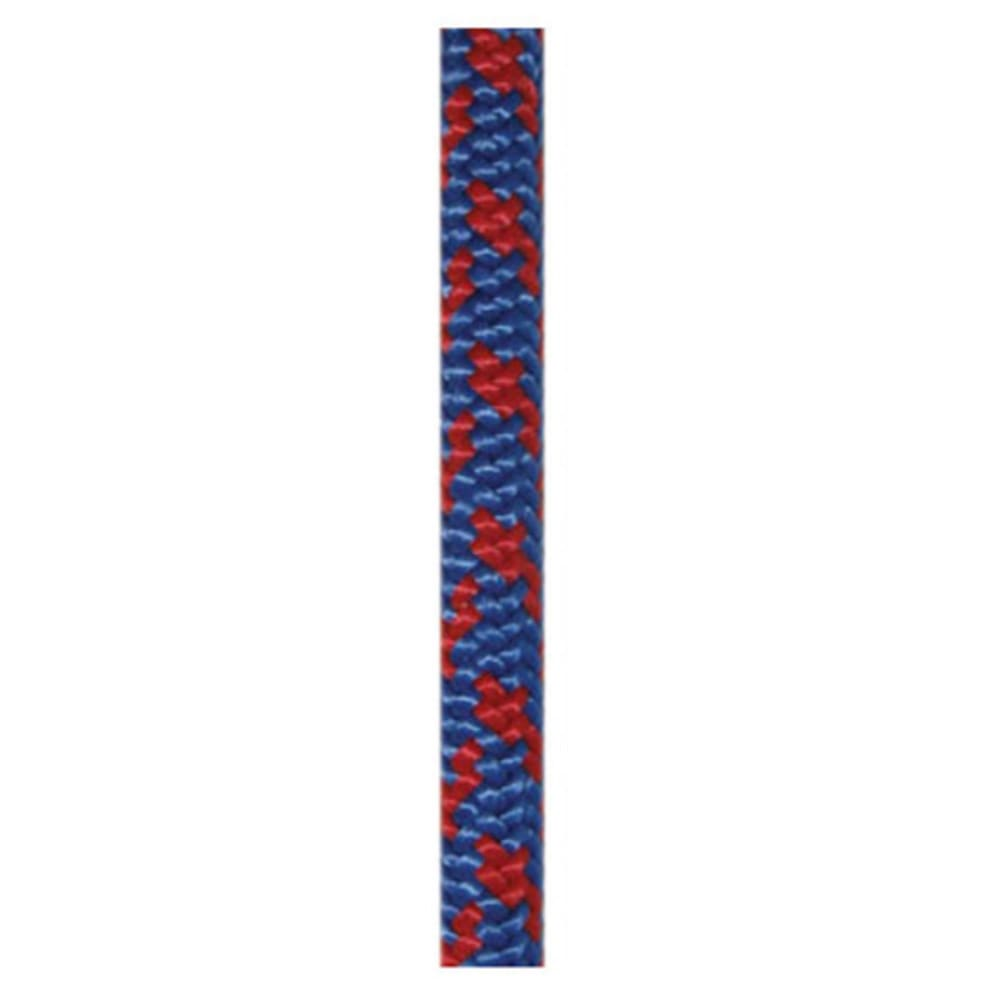 STERLING Accessory Cord, 6 mm x 50 ft. - RED/BLUE