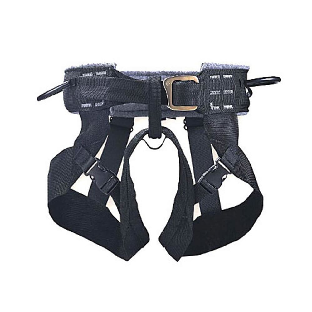 BLACK DIAMOND Bod Climbing Harness - BLACK