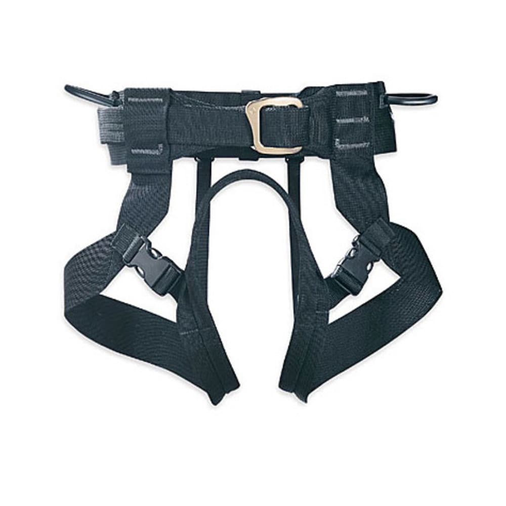 BLACK DIAMOND Alpine Bod Climbing Harness - BLACK