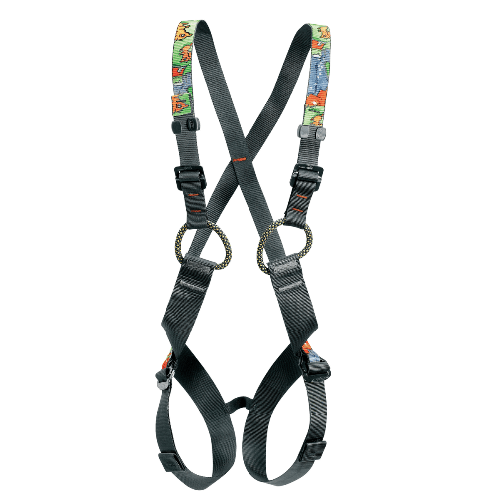 PETZL Kids' Simba Climbing Harness - NONE