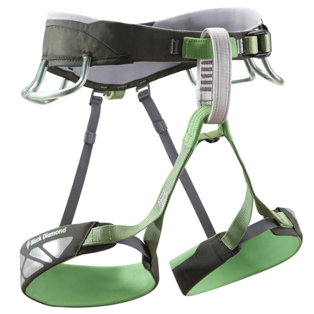 Black Diamond Focus Climbing Harness - Green