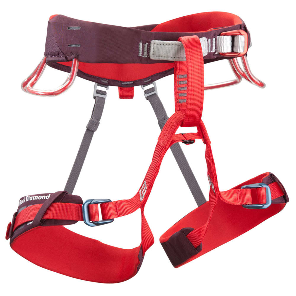 BLACK DIAMOND Lotus Climbing Harness - FIG