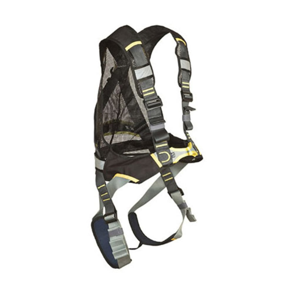 EDELWEISS Vulcain Jack Full-Body Harness - BLACK