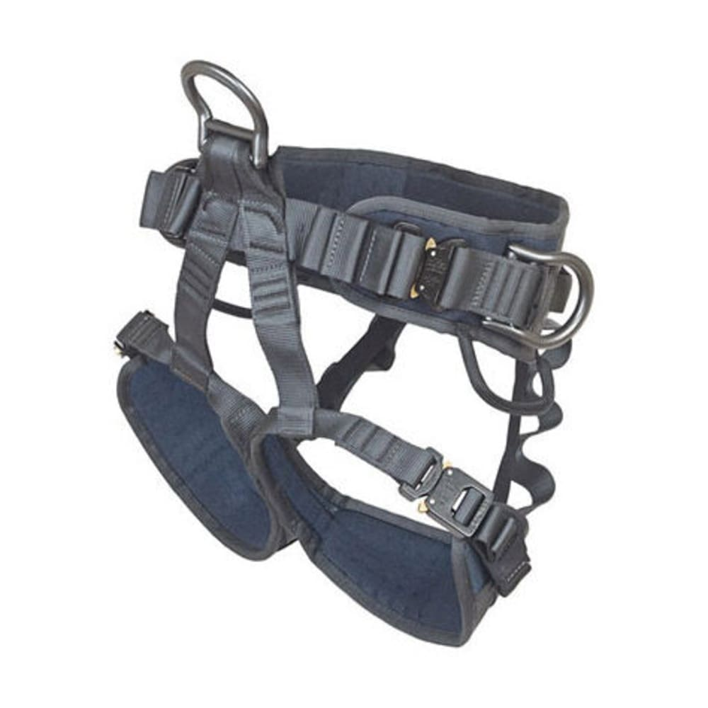 EDELWEISS Hercules Action Sit Harness - GREY