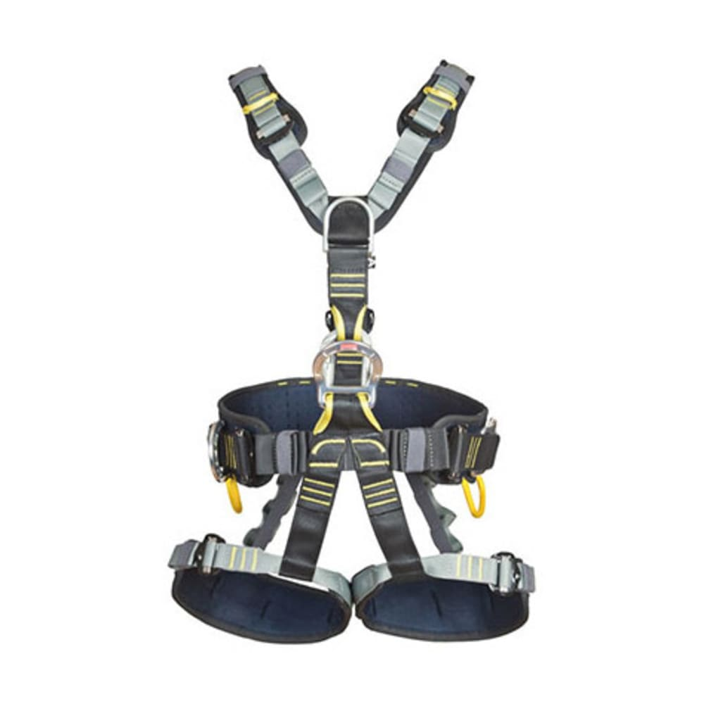 EDELWEISS Hercules Evo Full-Body Climbing Harness - GREY