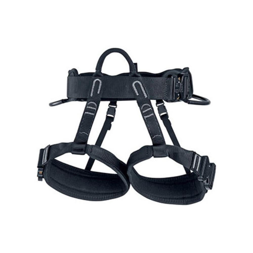 SINGING ROCK Strike Cobra Harness - BLACK