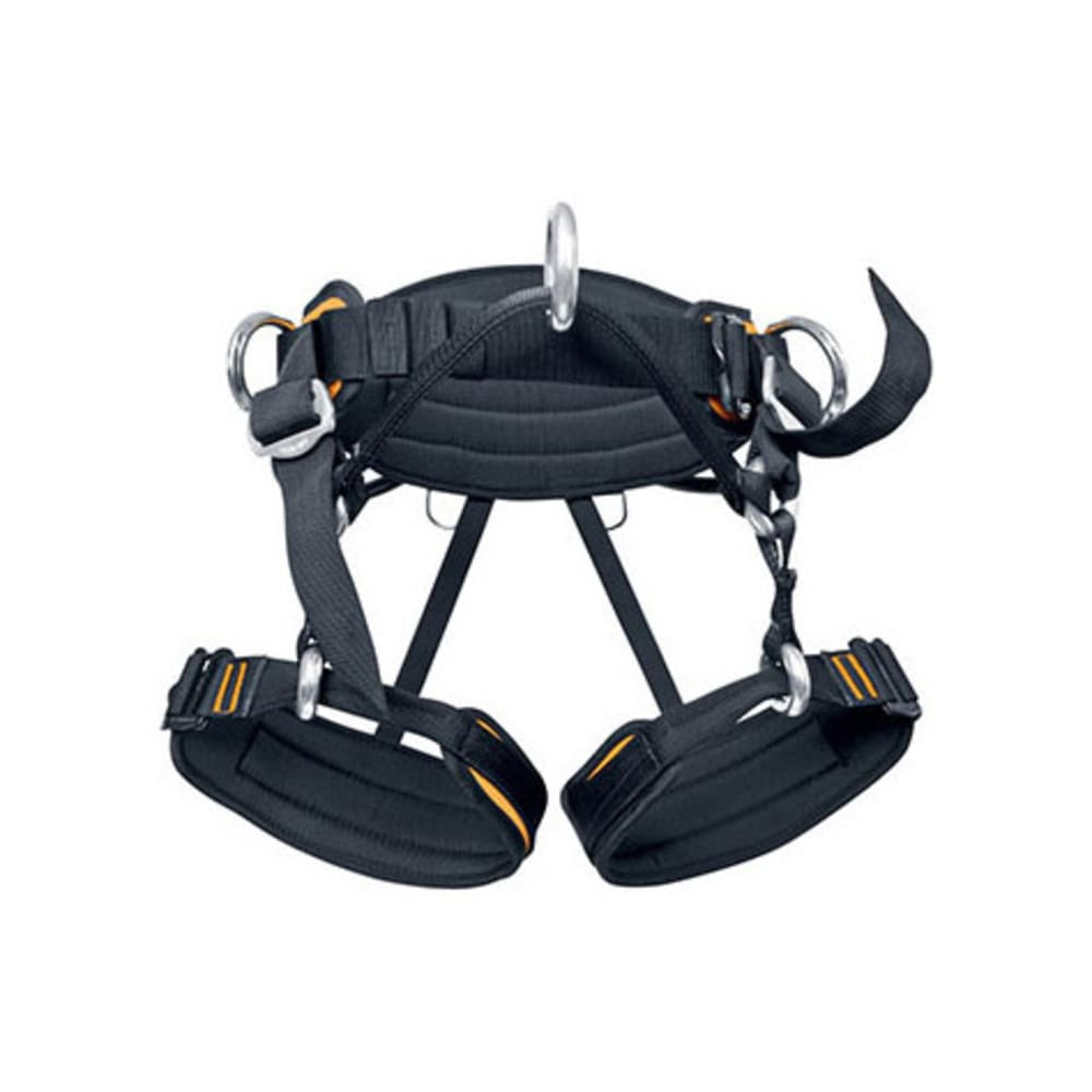 SINGING ROCK Timber II Arbor Harness - BLACK