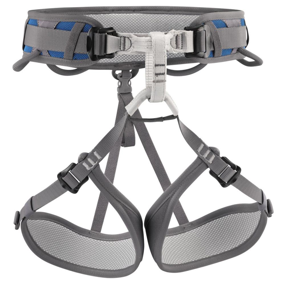PETZL Corax Climbing Harness, Blue - BLUE