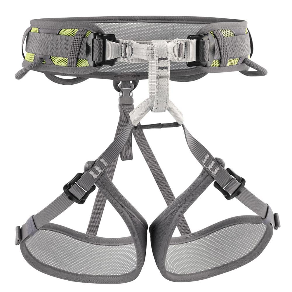 PETZL Corax Climbing Harness, Yellow - YELLOW