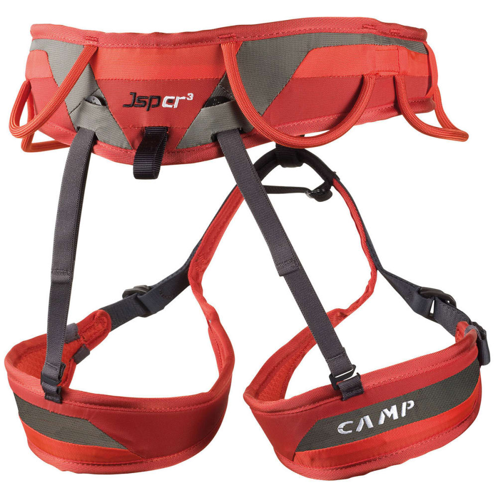 CAMP Jasper CR3 Climbing Harness - RED