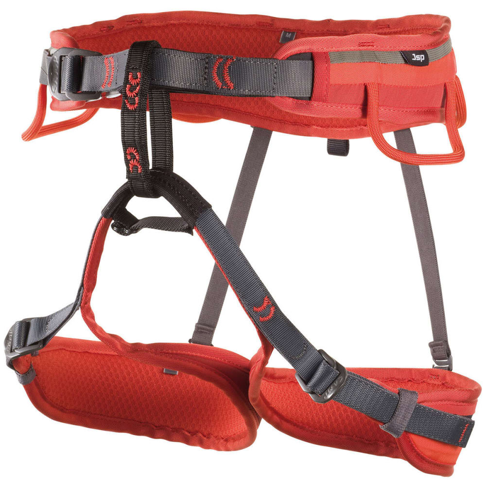 CAMP Jasper CR3 Climbing Harness - RED